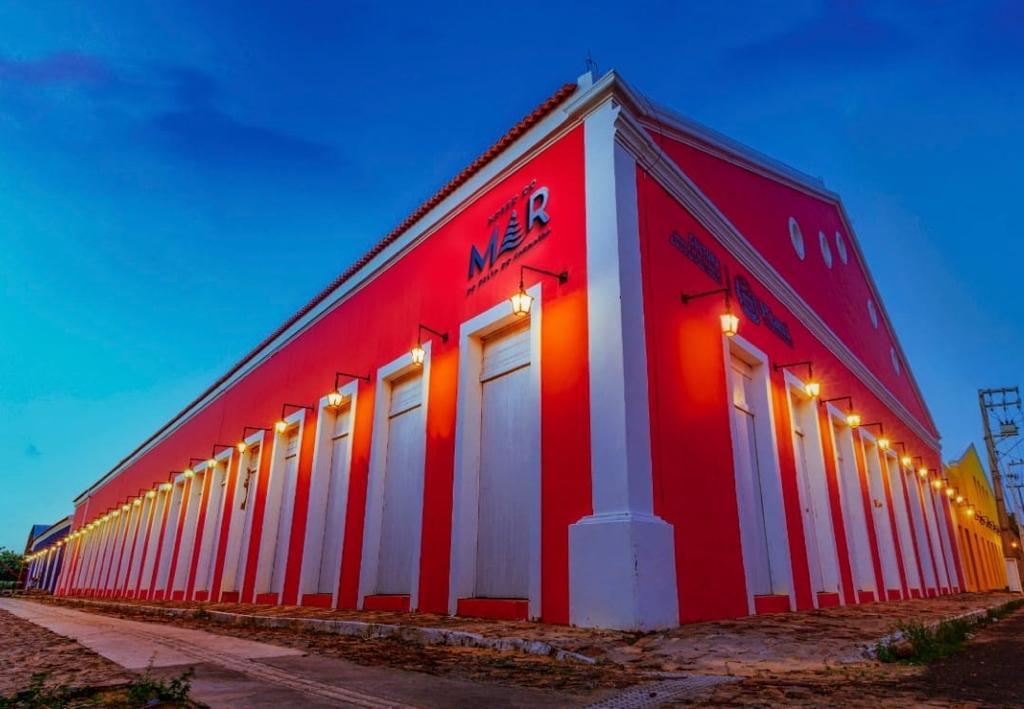 Museu do Mar será entregue nesta sexta-feira (Foto: João Albert)