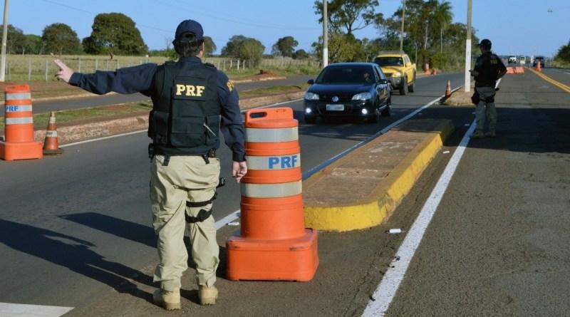 A expectativa da PRF é que haja um aumento no fluxo de veículos saindo de Teresina para diversos destinos do estado - Foto: Divulgação/PRF