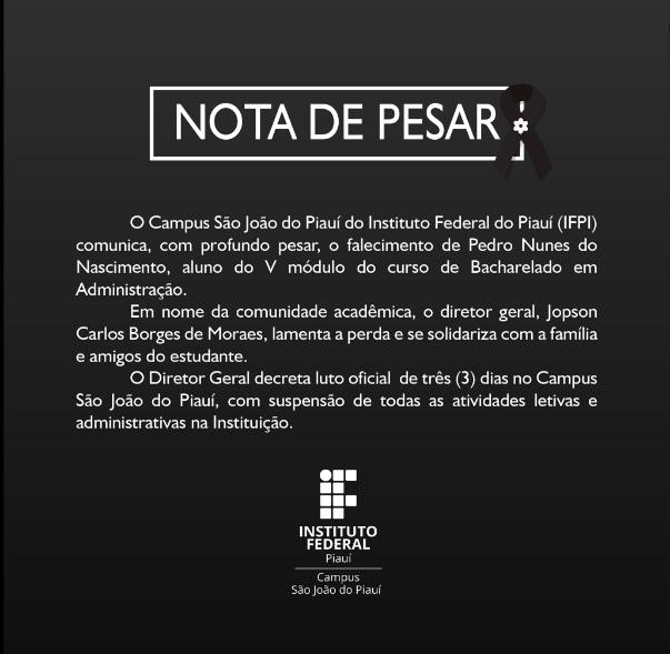 Primo de cantor tem mal súbito e morre após tomar vacina no Piauí - Imagem 2