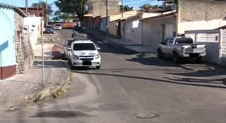 Polícia foi acionada para prender marido acusado de agressão. (Folha Vitória)