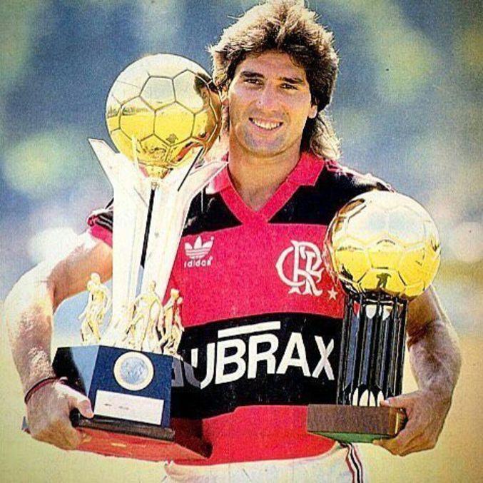 Renato Gaúcho no Flamengo. (Foto: reprodução)