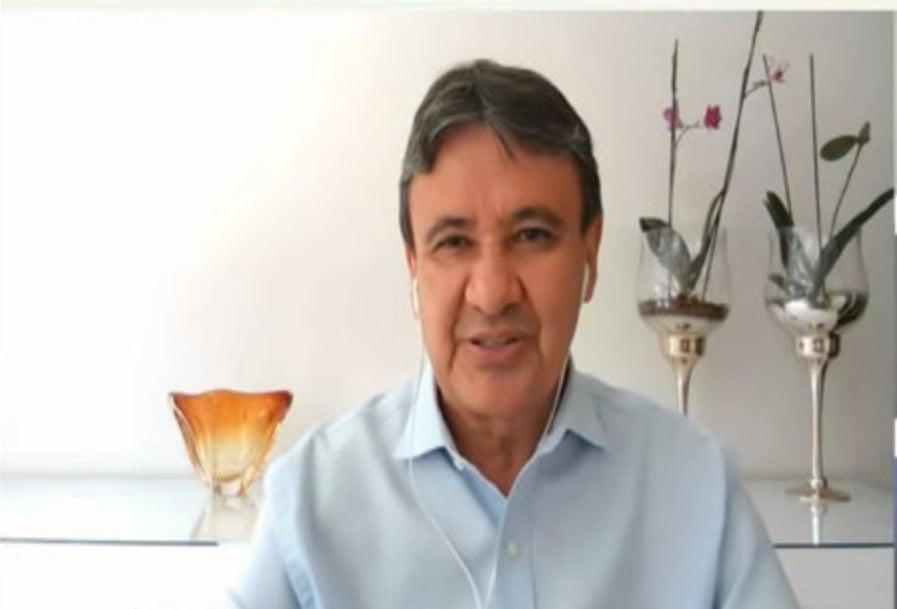 Wellington Dias participou de reunião de Mesa Temática. (Foto: Reprodução)
