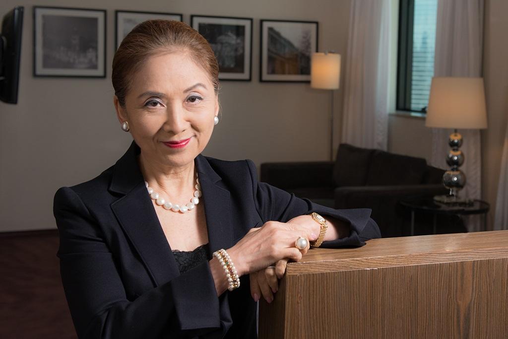 CEO e fundadora da rede Blue Tree