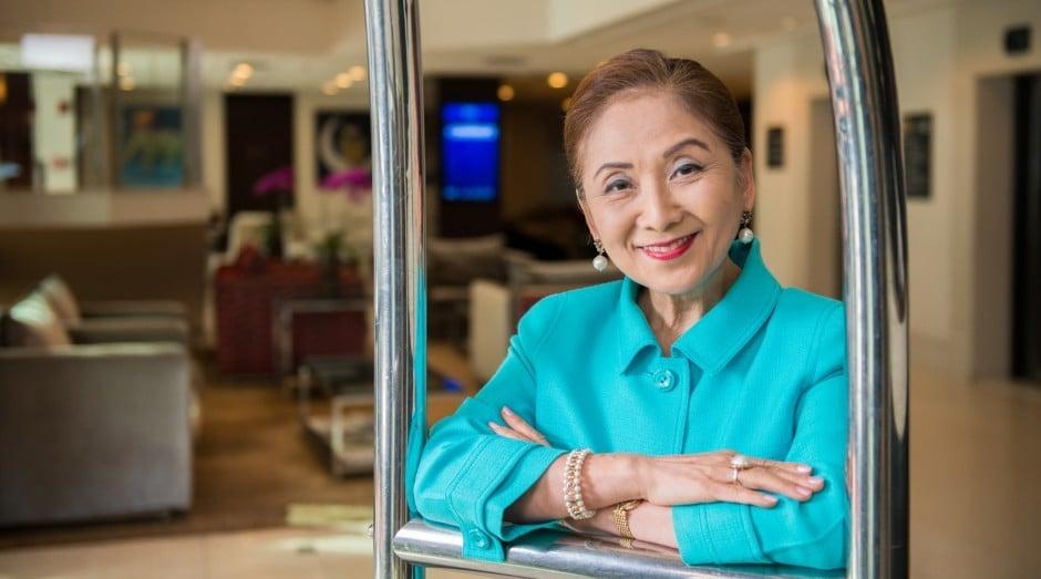 Chieko Aoki: a dama da hotelaria no Brasil