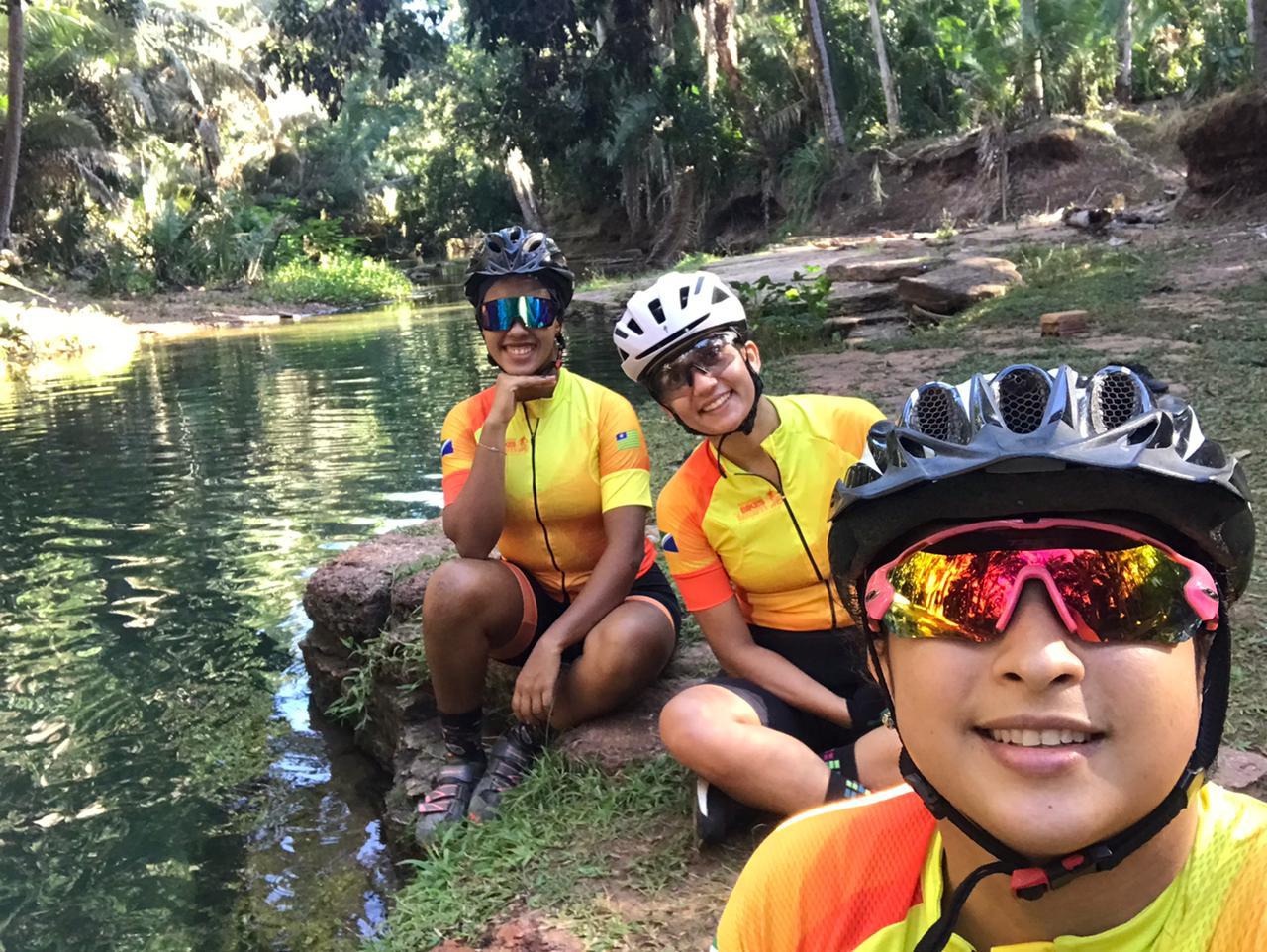 Um domingo sobre Bike em Monsenhor Gil com destino ao Poço Azul - Imagem 13