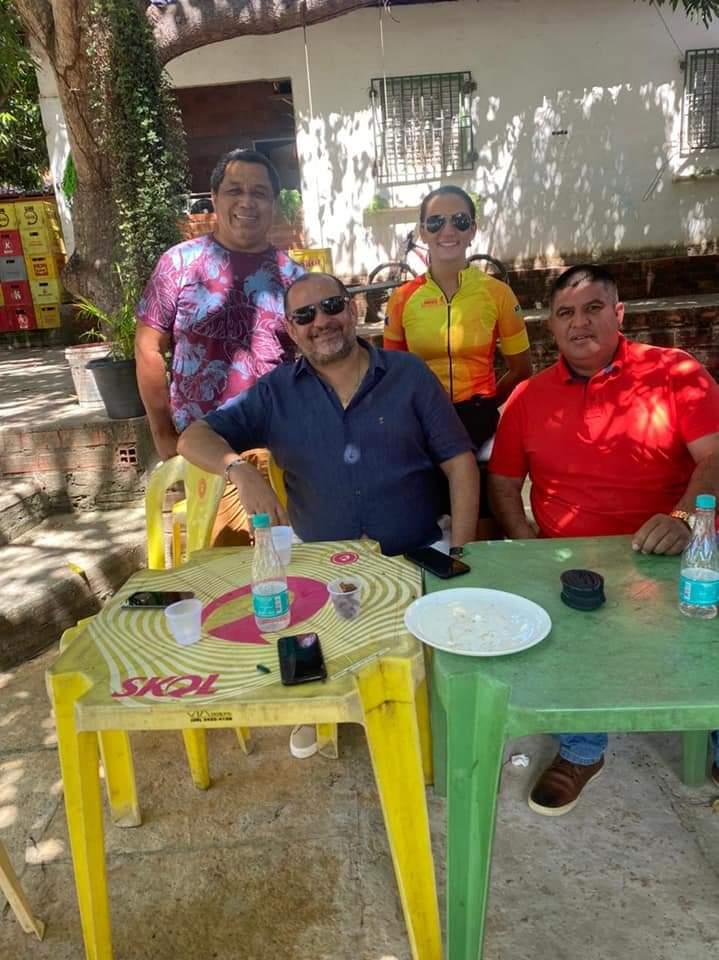 Um domingo sobre Bike em Monsenhor Gil com destino ao Poço Azul - Imagem 20