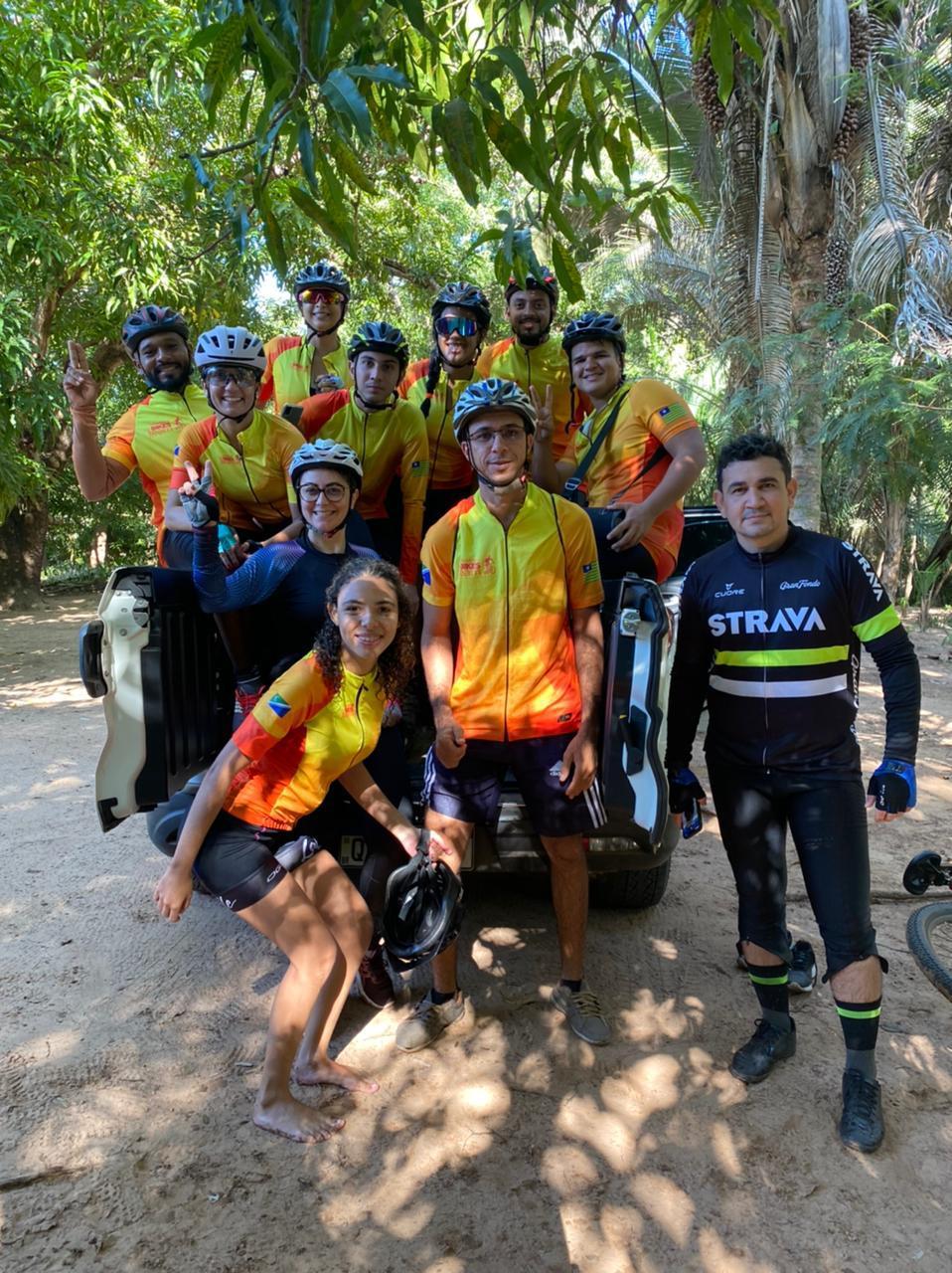 Um domingo sobre Bike em Monsenhor Gil com destino ao Poço Azul - Imagem 10