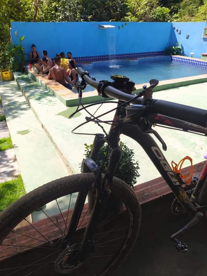 Um domingo sobre Bike em Monsenhor Gil com destino ao Poço Azul - Imagem 19