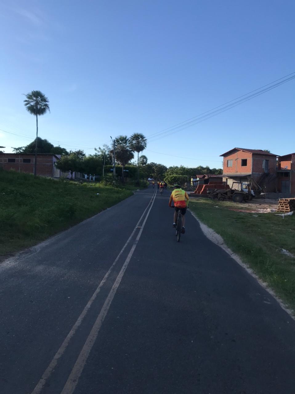 Um domingo sobre Bike em Monsenhor Gil com destino ao Poço Azul - Imagem 22