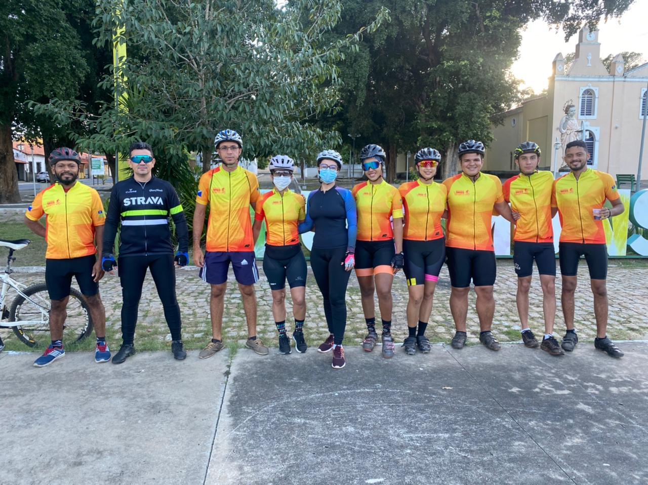 Um domingo sobre Bike em Monsenhor Gil com destino ao Poço Azul - Imagem 3