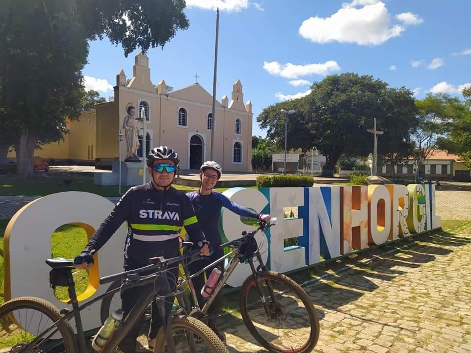 Um domingo sobre Bike em Monsenhor Gil com destino ao Poço Azul - Imagem 4