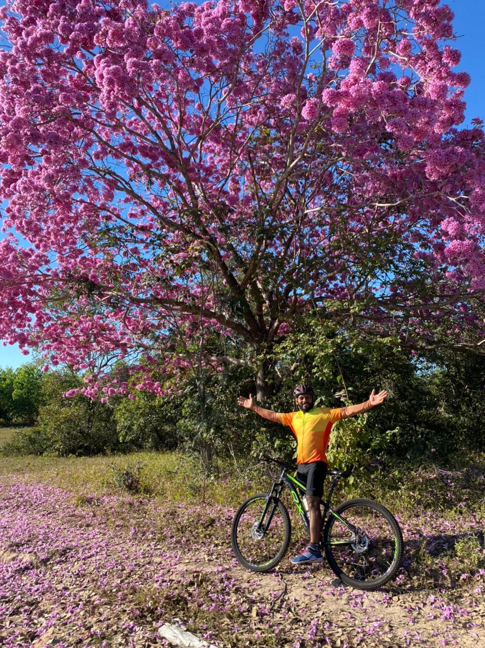 Um domingo sobre Bike em Monsenhor Gil com destino ao Poço Azul - Imagem 8