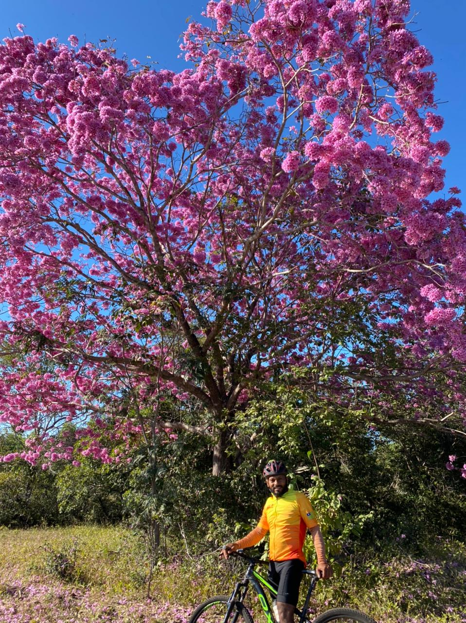 Um domingo sobre Bike em Monsenhor Gil com destino ao Poço Azul - Imagem 23