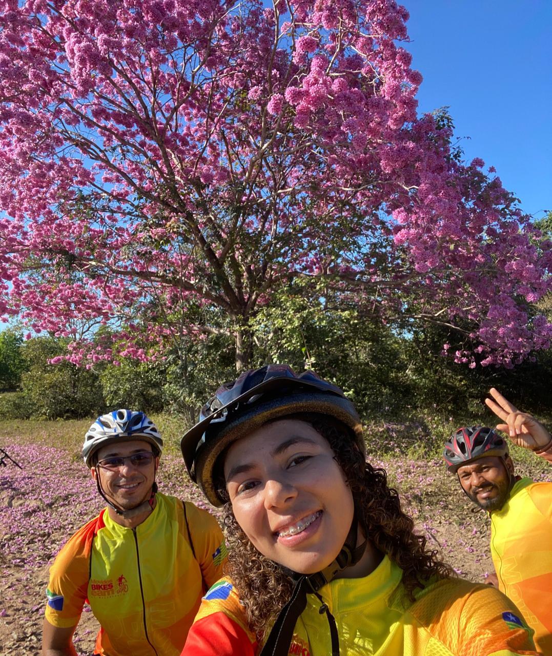 Um domingo sobre Bike em Monsenhor Gil com destino ao Poço Azul - Imagem 6