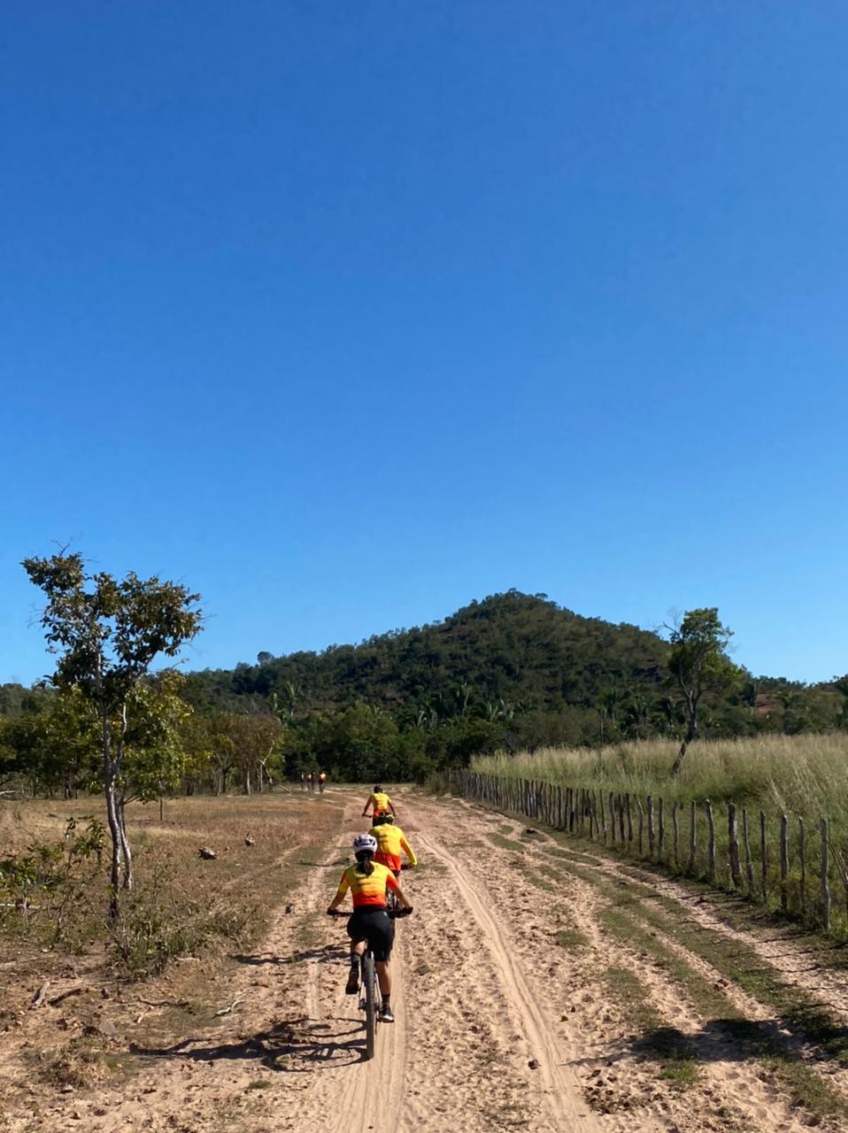 Um domingo sobre Bike em Monsenhor Gil com destino ao Poço Azul - Imagem 2