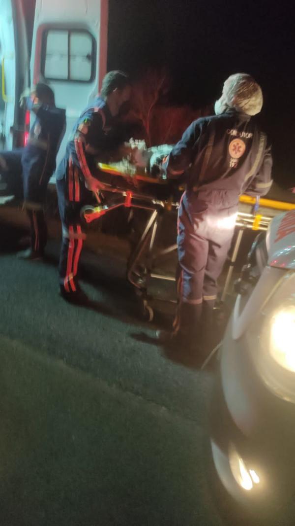 Homem morre e três pessoas ficam feridas após grave acidente em Floriano - Imagem 3