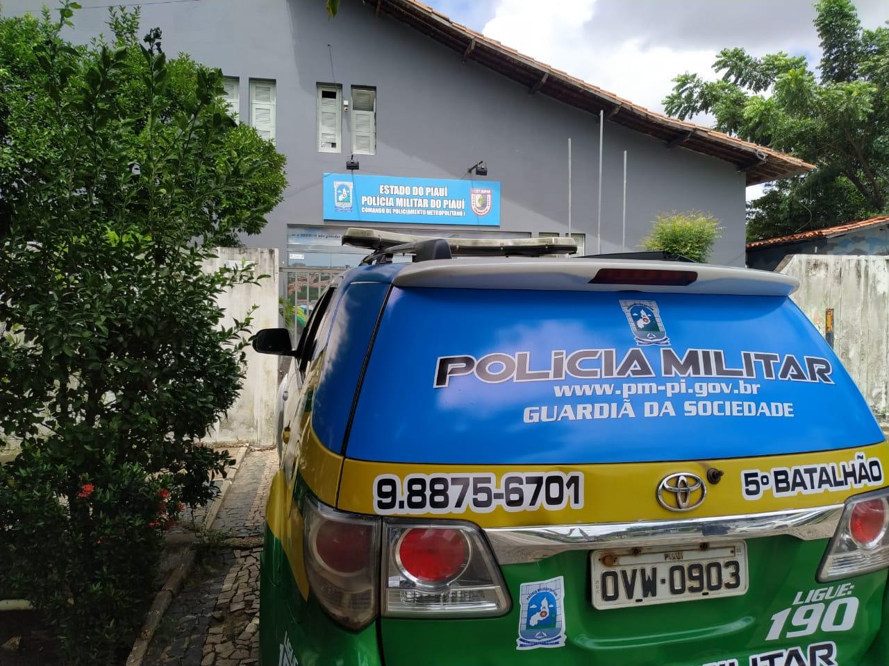Policiais do 5 BPM fazem buscas para localizar e prender suspeito de estuprar criança de 7 anos - Foto: Matheus Oliveira/Portal MN
