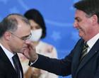 Presidente Bolsonaro anuncia indicação de André Mendonça para o STF
