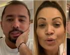Solange Almeida, Taty Girl, Zé Vaqueiro e Xand Avião apoiam ex de DJ Ivis