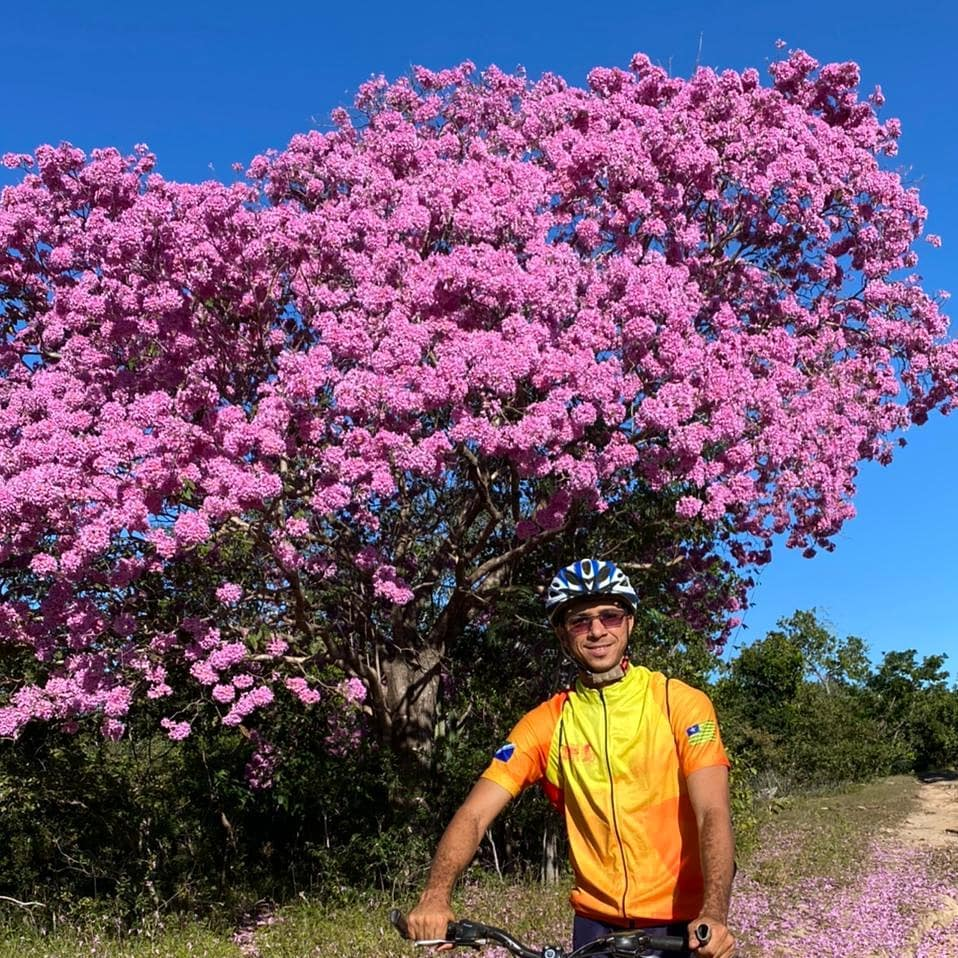 Um domingo sobre Bike em Monsenhor Gil com destino ao Poço Azul - Imagem 24