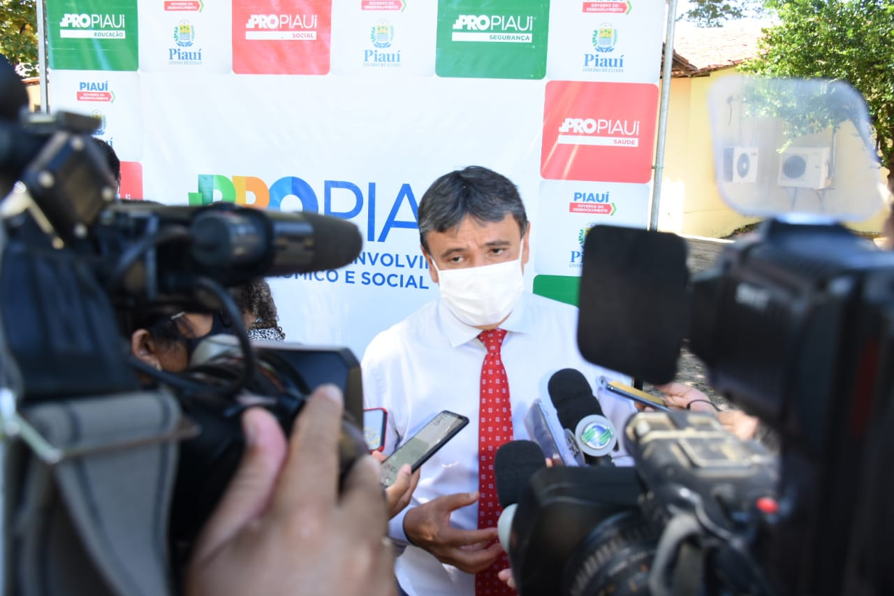 Governador Wellington Dias diz que energia limpa é prioridade (Divulgação)