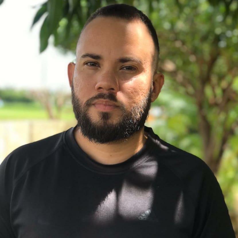 Arlindo Neto foi abordado por assaltantes que atiraram quando viram a sua arma - Foto: Reprodução/Arquivo Pessoal