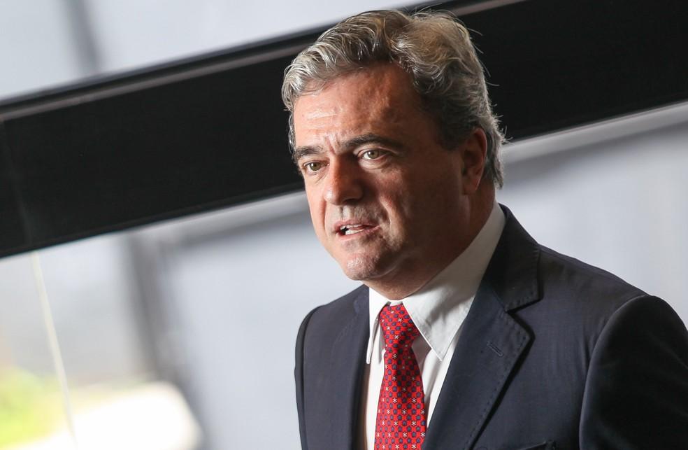O presidente da APBA, Ricardo Santin- Foto: Leonardo Rodrigues/Valor