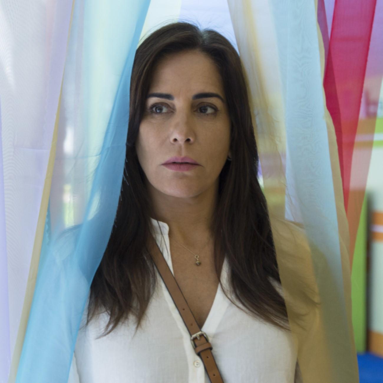 Glória produz o filme que estará no Festival de Gramado/Desirée do Valle
