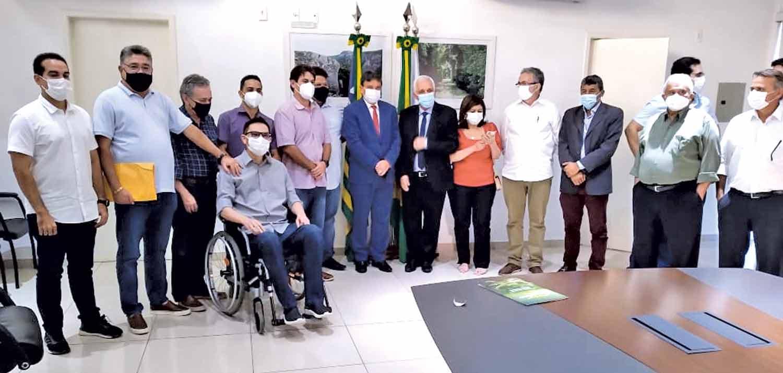 MDB apresenta novos nomes da chapa de deputados a W. Dias: Amadeu Campos e Jeová Alencar são grandes apostas