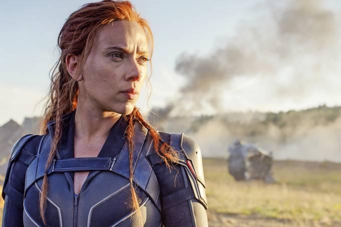 "Scarlett Johansson convenceu diretora a fazer ""Viúva Negra"""
