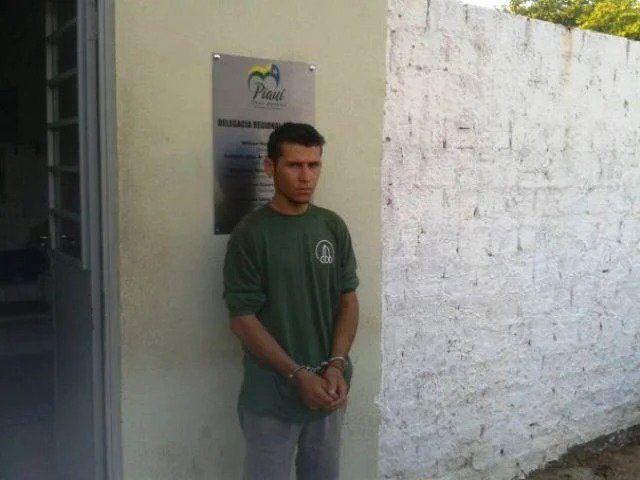 O acusado havia sido preso no mesmo ano, mas acabou fugindo (Foto: Reprodução)