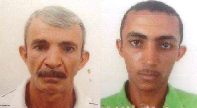 Pai e filho foram mortos com requintes de crueldade (Foto: Reprodução/ Picos 40 Graus)