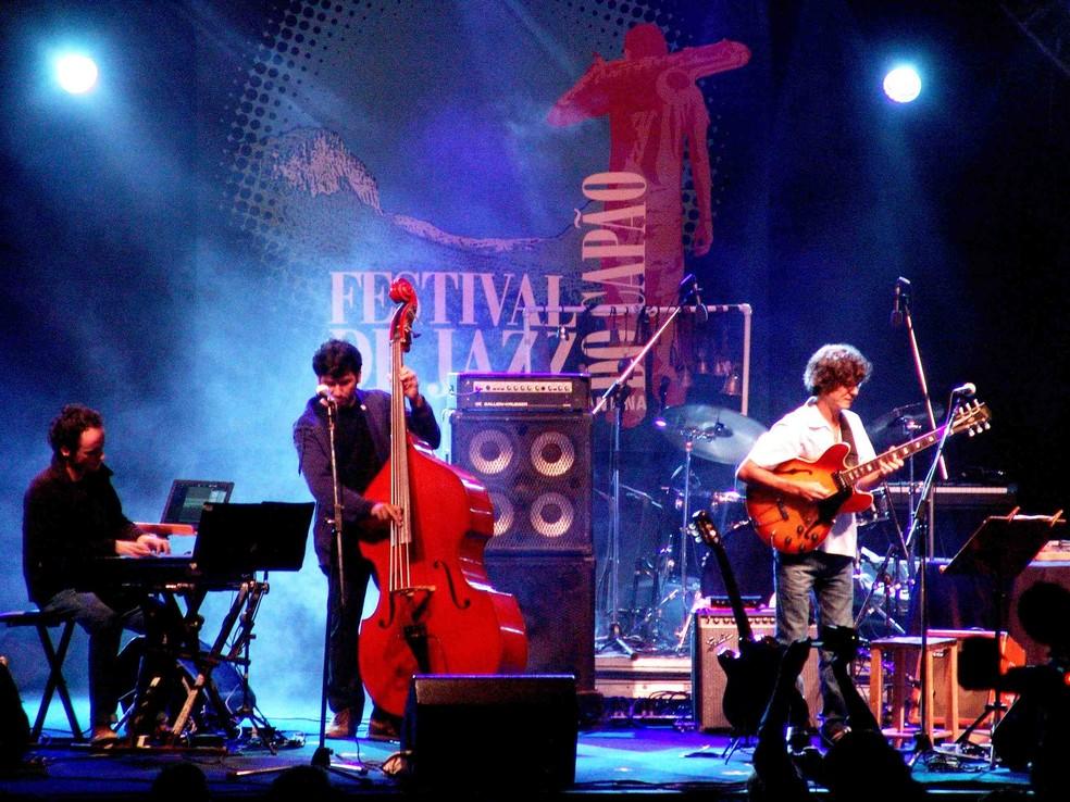 Cabau Jazz Festival in Bahia mit Mo Brasil Quarteto - Foto: Propaganda