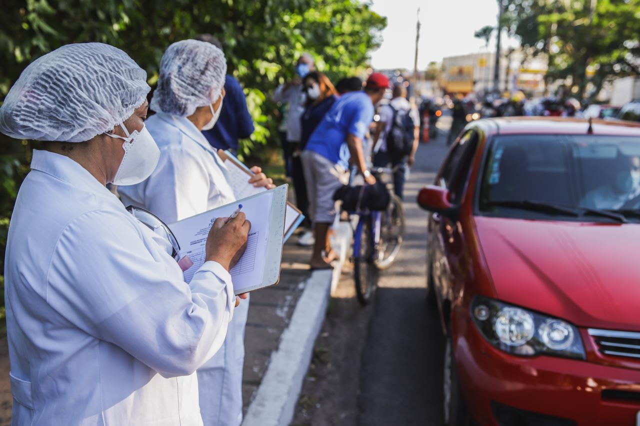 Sesapi mantém barreira sanitárias nas divisas do Piauí e Maranhão - Foto: Divulgação