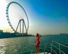 Empresária piauiense é pedida em casamento durante viagem a Dubai