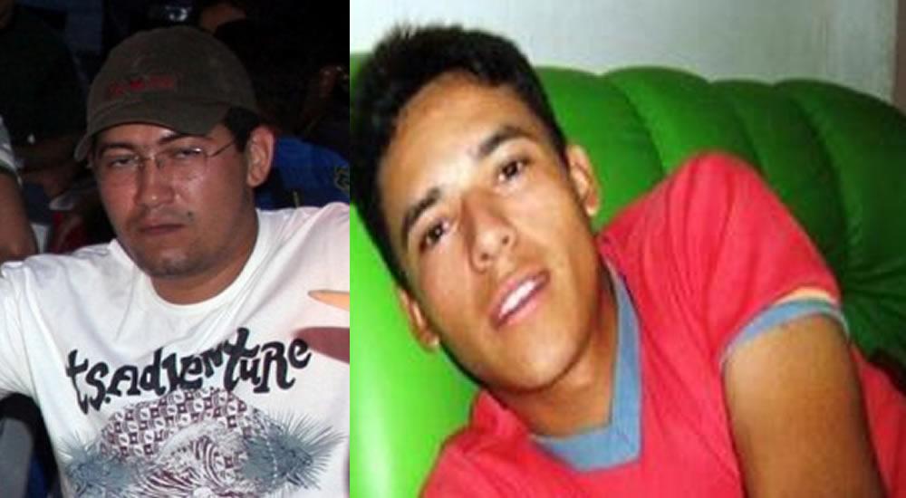 Jefersson de Moura e Arione de Lima