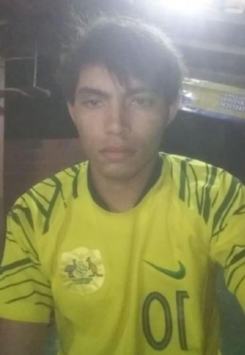 Hamilton Cesar foi morto após fazer apologia a crime