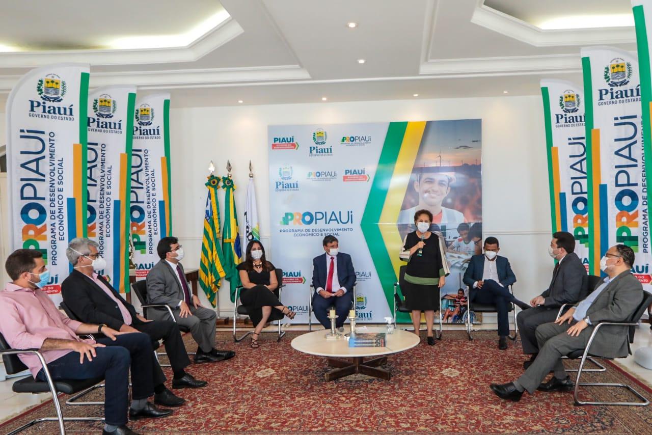 Para a deputada federal Rejane Dias, a experiência da FGV e o apoio dos municípios são fundamentais - Foto: Ccom