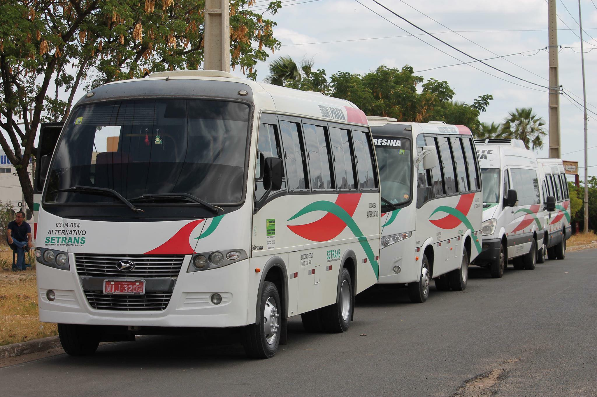 Transporte alternativo intermunicipal, sem licitação, saíra de circulação, conforme decisão do STF (Imagem Iliustrativa/ Redes Sociais)