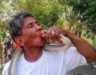 Após picada, morre homem que se dizia imune a veneno de cobra