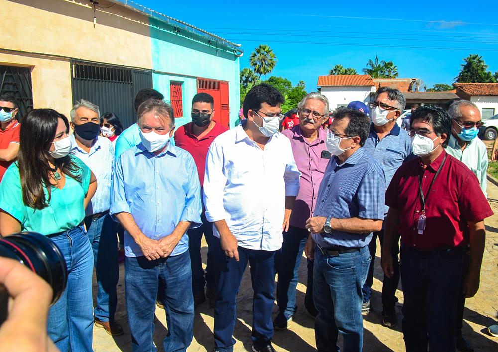 Prefeito Genival Bezerra recebe o Coordenador do PRO PIAUÍ Rafael Fonteles - Imagem 2