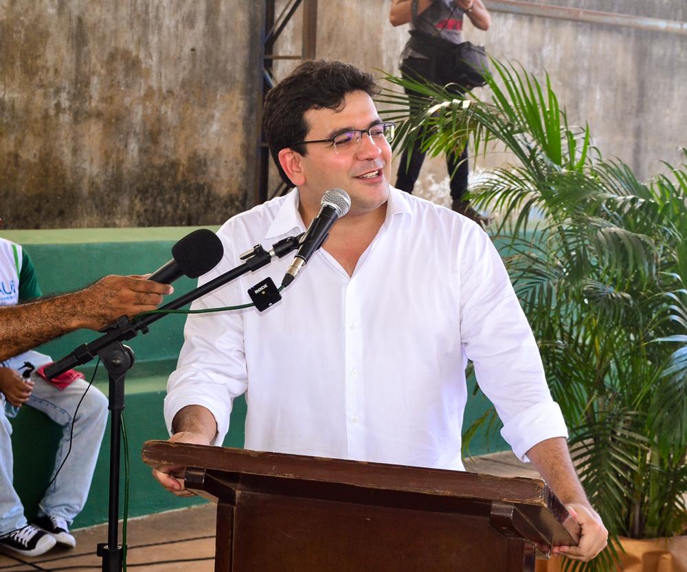 Prefeito Genival Bezerra recebe o Coordenador do PRO PIAUÍ Rafael Fonteles - Imagem 17