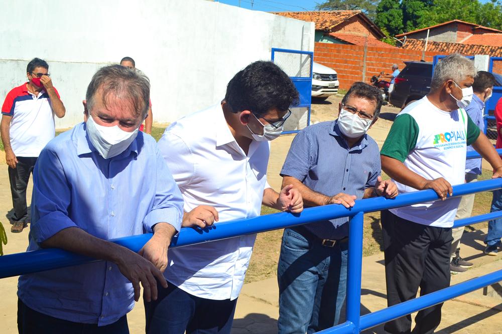 Prefeito Genival Bezerra recebe o Coordenador do PRO PIAUÍ Rafael Fonteles - Imagem 4