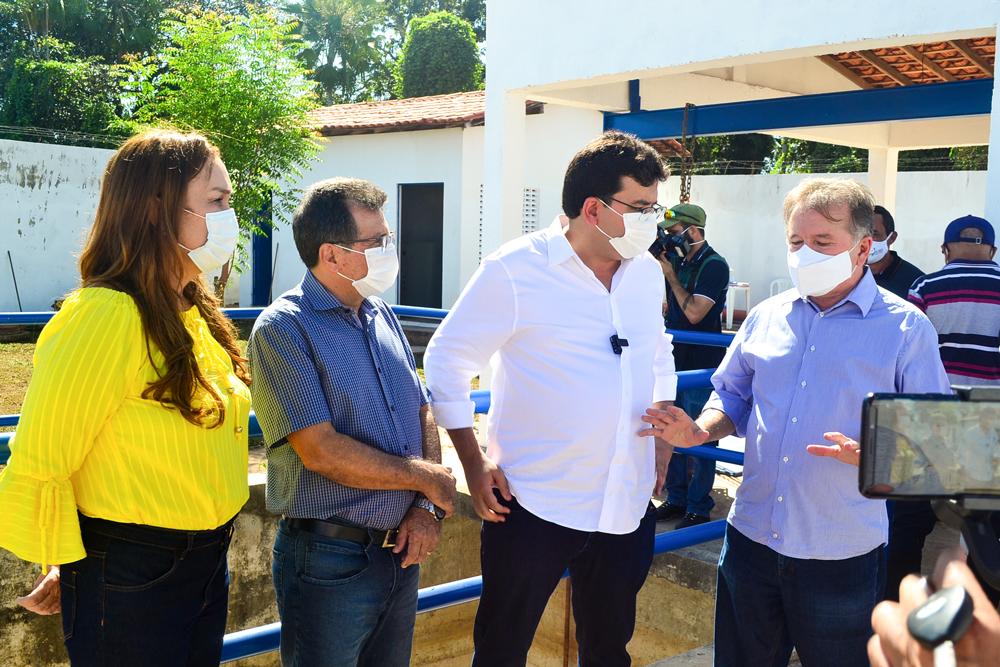 Prefeito Genival Bezerra recebe o Coordenador do PRO PIAUÍ Rafael Fonteles - Imagem 5
