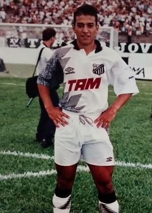 Vagner em 1995 como jogador/reprodução