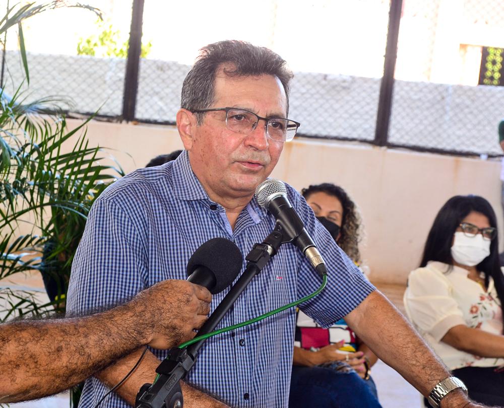 Prefeito Genival Bezerra recebe o Coordenador do PRO PIAUÍ Rafael Fonteles - Imagem 13