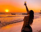 Quem são as musas piauienses que estão aproveitando as férias na praia