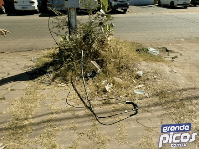 Direção solicitou instalação de câmeras de segurança - Foto: Reprodução/Grande Picos