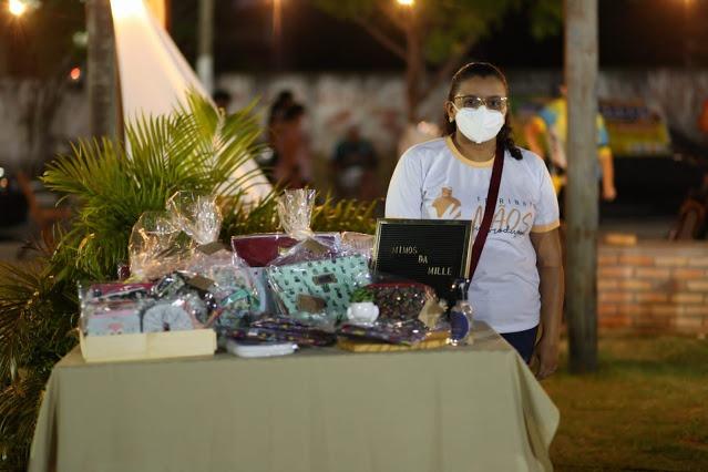 Dia 1 do aniversário de Luís Correia teve feira e apresentações artísticas  - Imagem 3