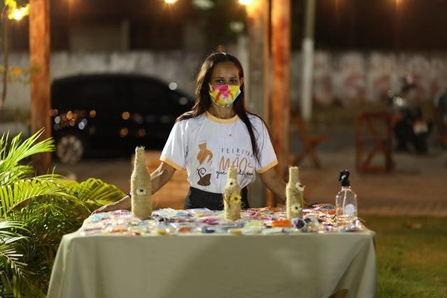 Dia 1 do aniversário de Luís Correia teve feira e apresentações artísticas  - Imagem 8